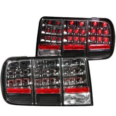 AnzoUSA 321020 LED Taillights Black
