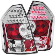 AnzoUSA 321226 LED Taillights Smoke
