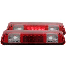 AnzoUSA 531003 LED 3rd Brake Light Red/Clear
