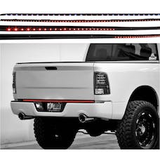 "AnzoUSA 531058 LED Tailgate Bar with Amber Scanning, 60"" 6 Function"