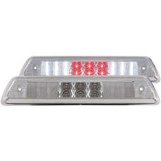 AnzoUSA 531072 LED 3rd Brake Light Chrome B - Series