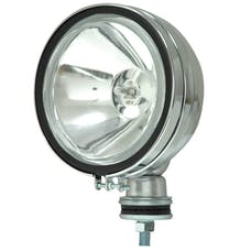 """AnzoUSA 821001 H3 6"""" Round Off Road Halogen Fog Light 55W"""