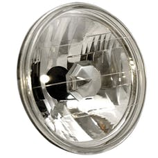"AnzoUSA 841002 H4 7"" Round Halogen Universal Headlight"
