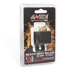 AnzoUSA 851063 12 Volt DC 30 Amp Relay