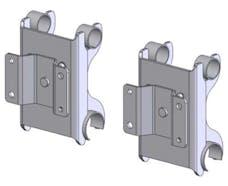ARB, USA 813407 Awning Quick Release Bracket Kit