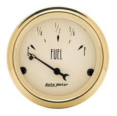 AutoMeter Products 1504 Fuel Level Gauge 0 E/90 F