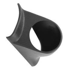 AutoMeter Products 15302 Gauge Mount; A-Pillar Pod; Single; 2 5/8in.; Ford F150-F350 87-97 (Exc. 97 F150)