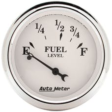 AutoMeter Products 1607 Fuel Level Gauge  0 E/30 F