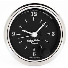 AutoMeter Products 1785 Clock  12 Volt