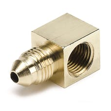 AutoMeter Products 3270 Right Angle Fitting