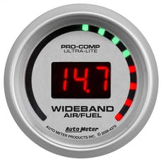 "AutoMeter Products 4379 2-1/16"" Ultra-Lite Street Wideband"