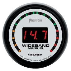 "AutoMeter Products 5779 2-1/16"" Phantom Street Wideband"