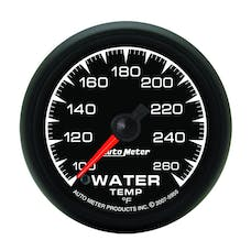 AutoMeter Products 5955 2-1/16in Water Temp 100- 260 F Fuel Sweep Electric