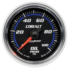 AutoMeter Products 6153 Oil Press 0-100 PSI