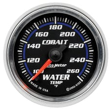 AutoMeter Products 6155 Water Temp 100-260 F