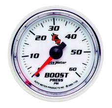 AutoMeter Products 7105 Boost 0-60 PSI