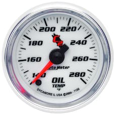 AutoMeter Products 7156 Oil Temp 140-280 F