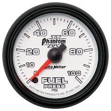 AutoMeter Products 7563 Fuel Pressure 0-100 PSI  (FS)