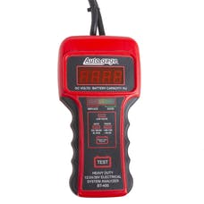 AutoMeter Products BT-400 Autogage® Battery Tester