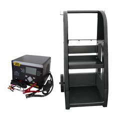 AutoMeter Products BVA2100K Battery/System Stand Kit