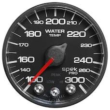 AutoMeter Products P546328-N1 2in. WTEMP 100-300`F BFB ECU SPEK NL