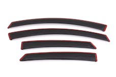 AVS 194714 Ventvisor In-Channel Deflector 4 pc. Smoke