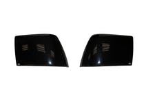 AVS 33013 Tail Shades Taillight Covers 2 pc. Smoke Blackout