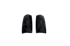 AVS 33042 Tail Shades Taillight Covers 2 pc. Smoke Blackout