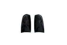 AVS 33202 Tail Shades Taillight Covers 2 pc. Smoke Blackout