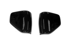 AVS 33428 Tail Shades Taillight Covers 2 pc. Smoke Blackout