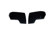 AVS 37007 Headlight Covers Smoke 2 pc.