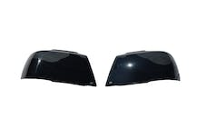 AVS 37047 Headlight Covers Smoke 2 pc.
