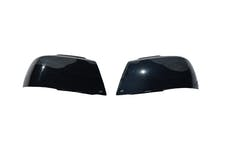 AVS 37354 Headlight Covers Smoke 2 pc.