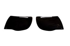 AVS 37534 Headlight Covers Smoke 2 pc.