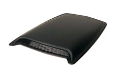 AVS 80004 Hood Scoop 2 1/4 in. x 13 1/2 in. x 20 1/2 in. Black Large Single