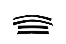 AVS 94208 Ventvisor Deflector 4 pc. Smoke In-Channel Mount