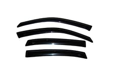 AVS 94234 Ventvisor Deflector 4 pc. Smoke Outside Mount