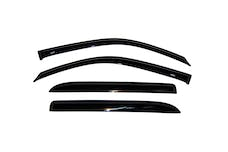 AVS 94240 Ventvisor Deflector 4 pc. Smoke Outside Mount