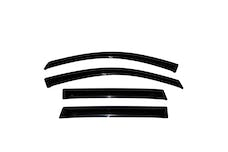 AVS 94249 Ventvisor Deflector 4 pc. Smoke Outside Mount