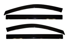 AVS 94251 Ventvisor Deflector 4 pc. Smoke Outside Mount
