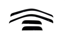 AVS 94522 Ventvisor Deflector 4 pc. Smoke Outside Mount