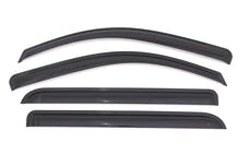 AVS 94536 Ventvisor Deflector 4 pc. Smoke Outside Mount