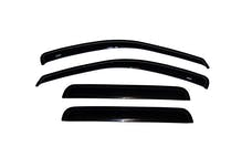 AVS 94650 Ventvisor Deflector 4 pc. Smoke Outside Mount