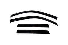 AVS 94733 Ventvisor Deflector 4 pc. Smoke Outside Mount
