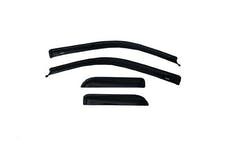 AVS 94738 Ventvisor Deflector 4 pc. Smoke Outside Mount