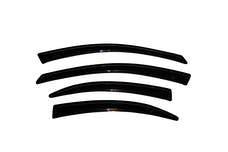 AVS 94747 Ventvisor Deflector 4 pc. Smoke Outside Mount