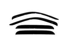 AVS 94853 Ventvisor Deflector 4 pc. Smoke Outside Mount
