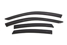 AVS 94861 Ventvisor Deflector 4 pc. Smoke Outside Mount