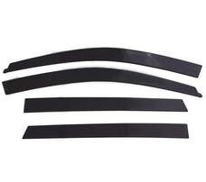 AVS 994036 Ventvisor Low Profile Deflector 4 pc. Smoke