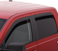 AVS 994004 Ventvisor Low Profile Deflector 4 pc. Smoke
